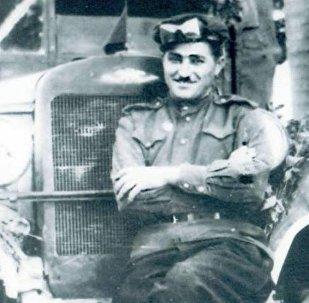 Заурбек Зозираев - участник ВОВ