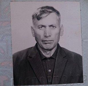 Ветеран ВОВ Тедеев Сева Естаевич