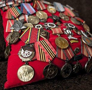 Медали за участие в ВОВ