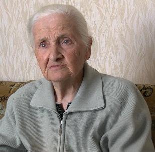 Любовь Нарикаева рассказала о своем участии в ВОВ
