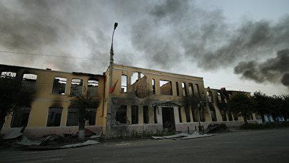 Август 2008 года