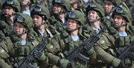 Военнослужащие ВС России