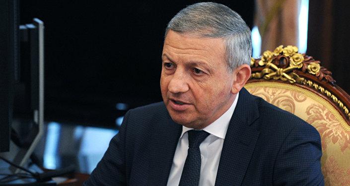 Врио главы Республики Северная Осетия – Алания Вячеслав Битаров