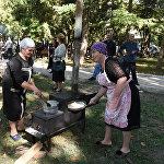 Фестиваль пива в Ленингорском районе