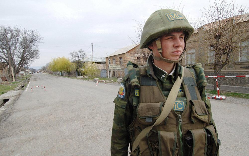Смешанные силы по поддержанию мира были введены в Южную Осетию 14 июля 1992 года.