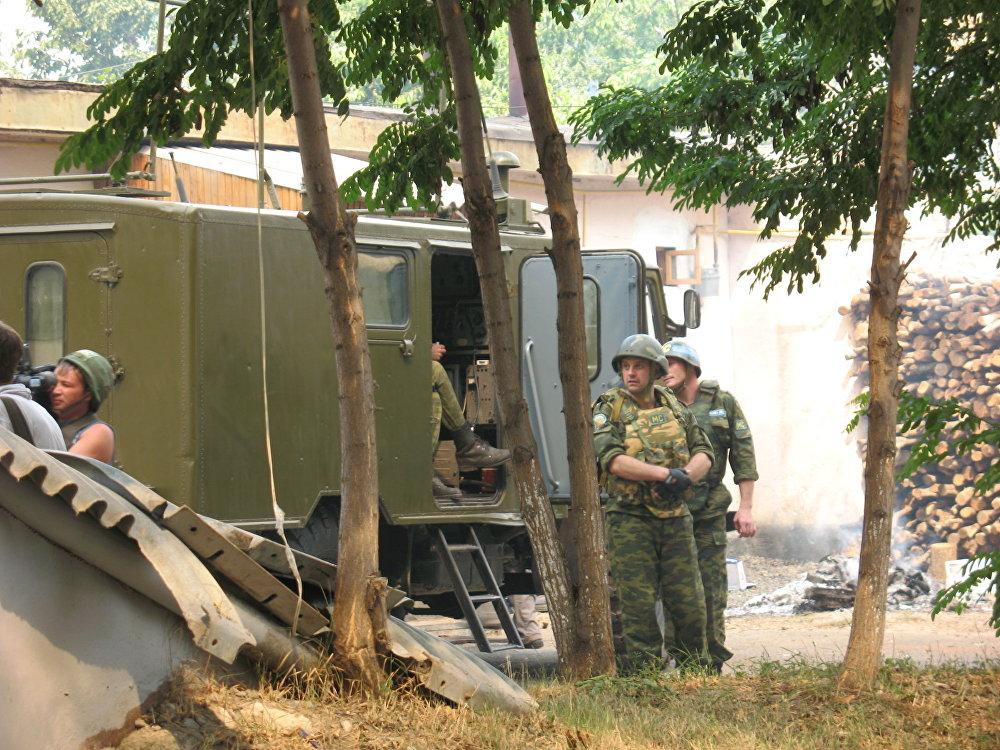Миротворцы стали гарантом мира на 16 лет вплоть до полномасштабного нападения Грузии на Южную Осетию.