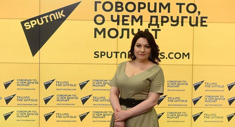 Sputnik презентовал фестиваль _Хибла Герзмава приглашает...