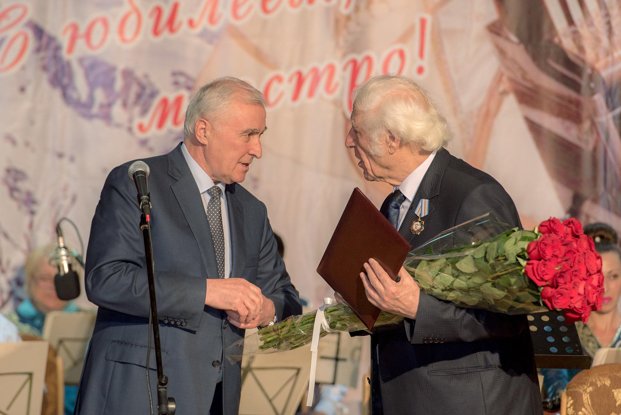80 лет Булат Гадзанов