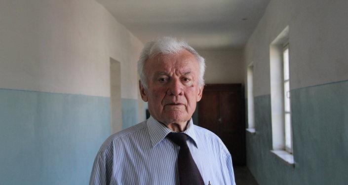 Профессор Плиты Гацыр