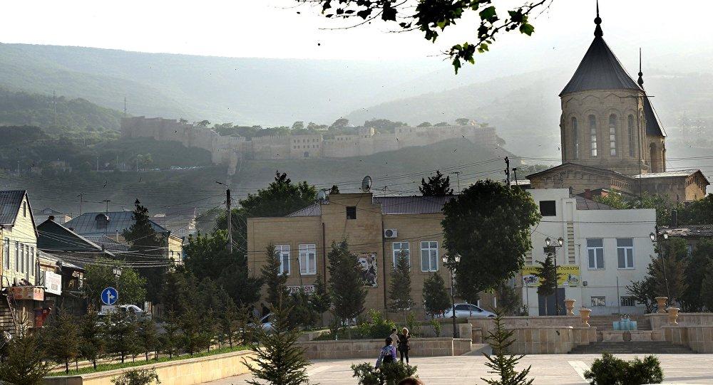 Дагъыстан, Дербент