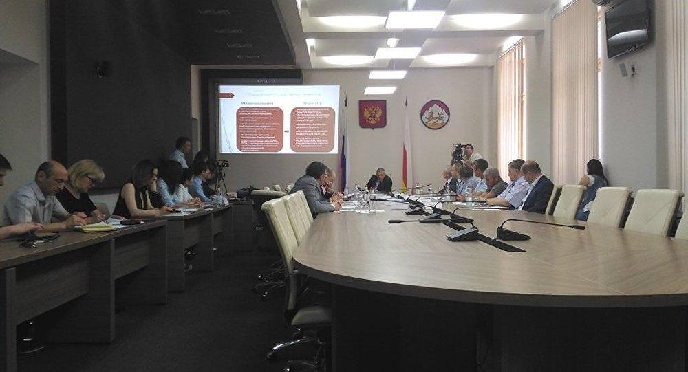 Заседание совета по экономике, инновациям и конкурентной политике