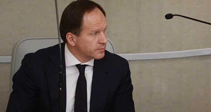 Министр РФ по делам Северного Кавказа Лев Кузнецов, архивное фото.