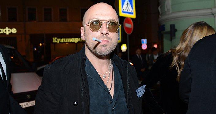 Актер и телеведущий Дмитрий Нагиев