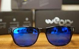 Солнцезащитные очки вместо селфи-палки