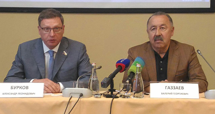 Бурков и Газзаев