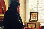 Настоятельница Аланского Богоявленского женского монастыря Нонна.