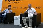 Режиссер и актер IRON VANDEE рассказали, как снимали фильм