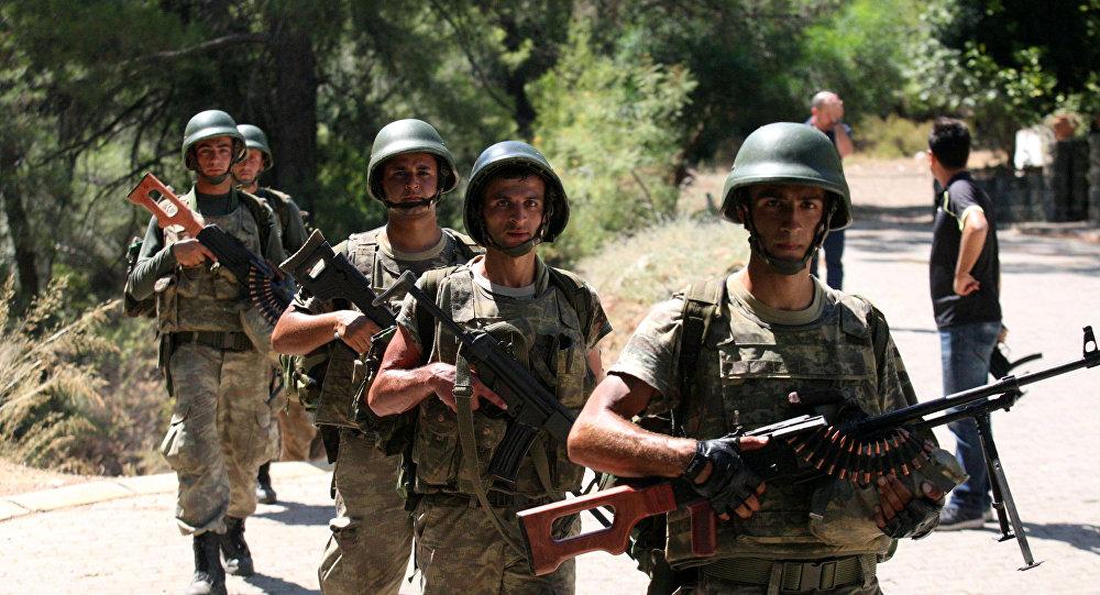 Навостоке Турции прогремел взрыв