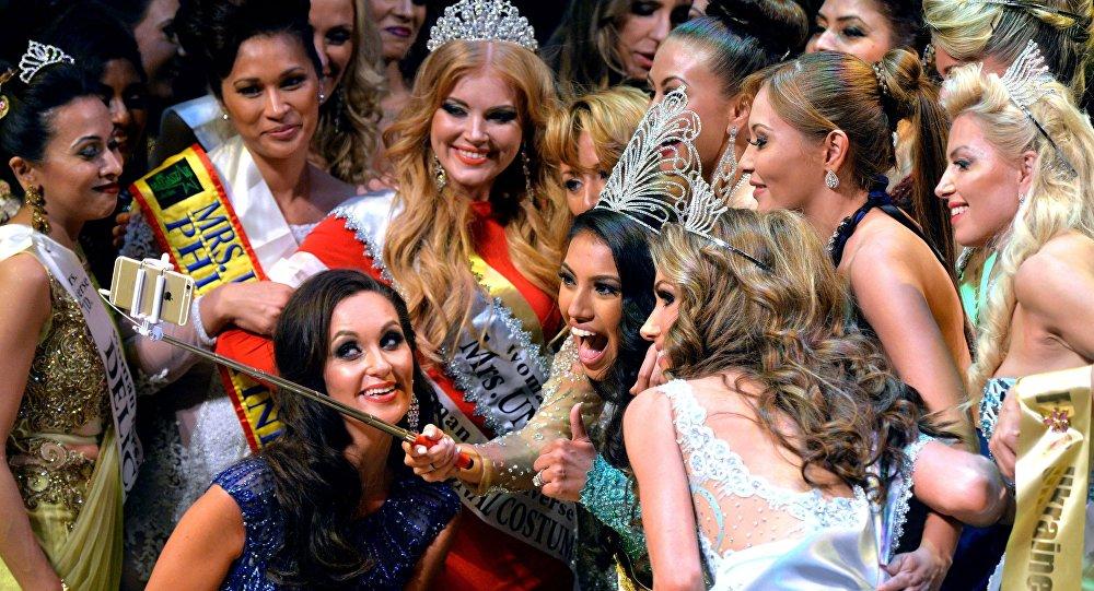 Конкурс красоты Миссис Вселенная-2015 в Минске