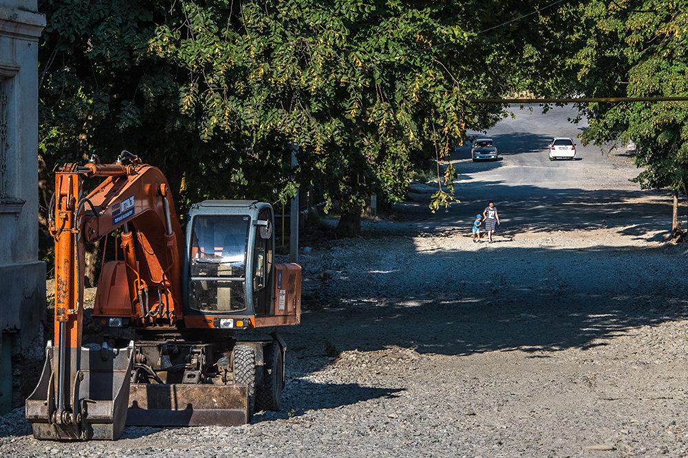 В будущем году работа по благоустройству столичных улиц будет продолжена.