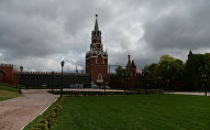 Территория, где находился 14-й корпус Московского Кремля