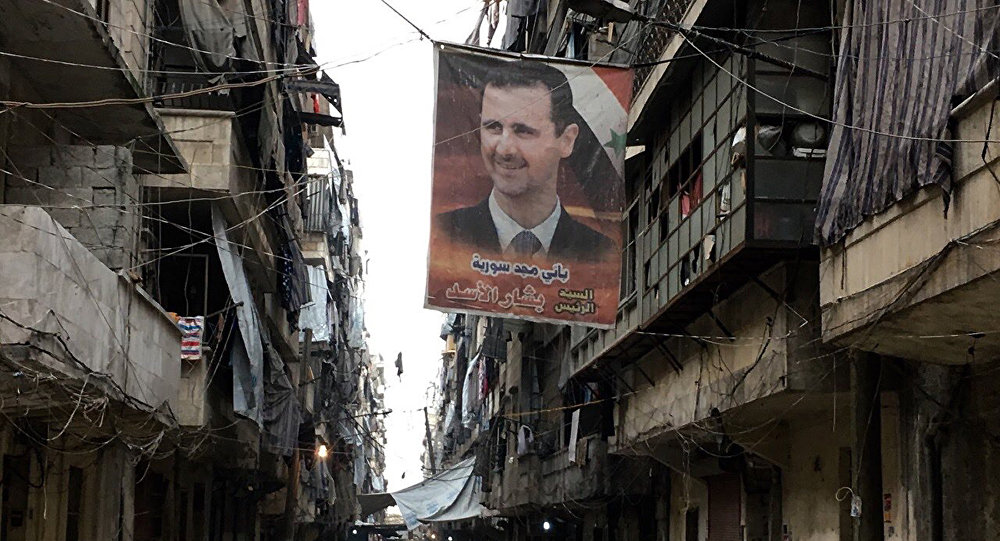 Жизнь в городе Алеппо