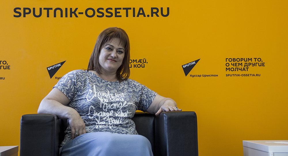 Мадина Икаева