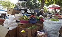 Колхозон базар Цхинвалы