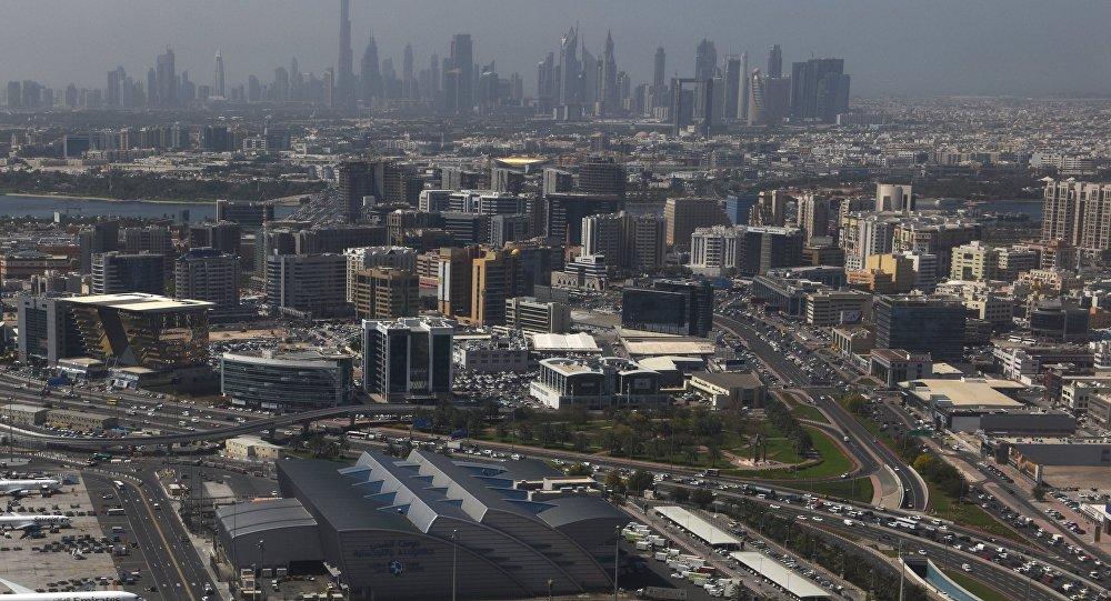 Международный аэропорт Дубай