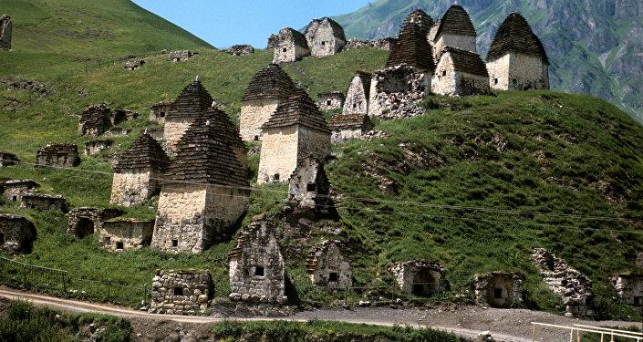 Историко-археологический памятник Город мертвых