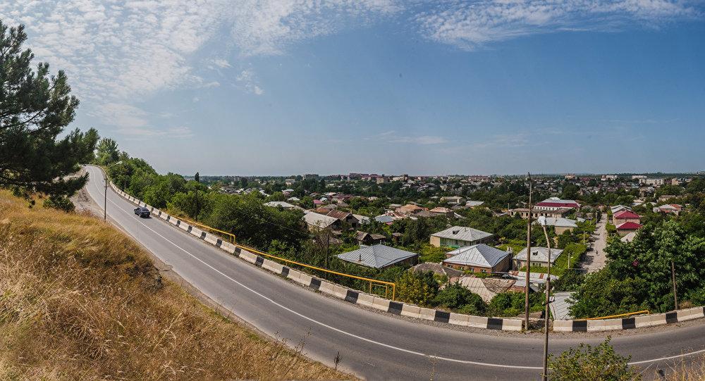 Город Цхинвал