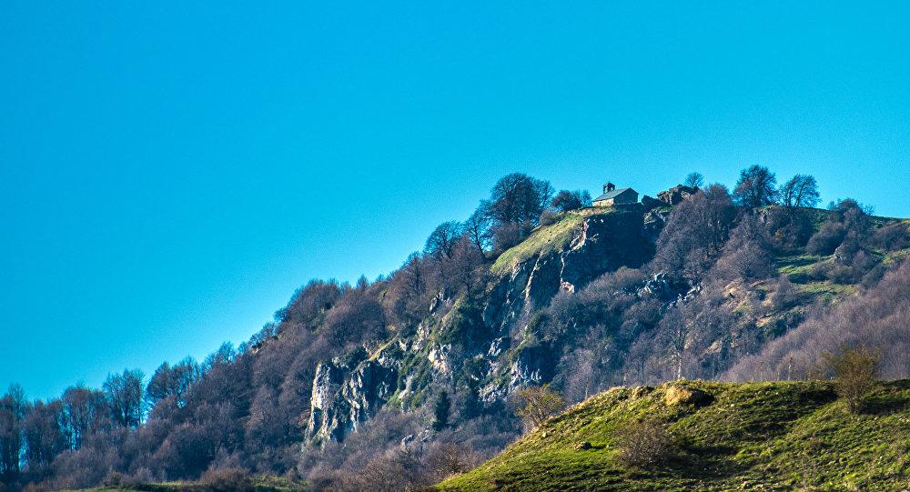 Святые места Южной Осетии дзуарыбон Джер