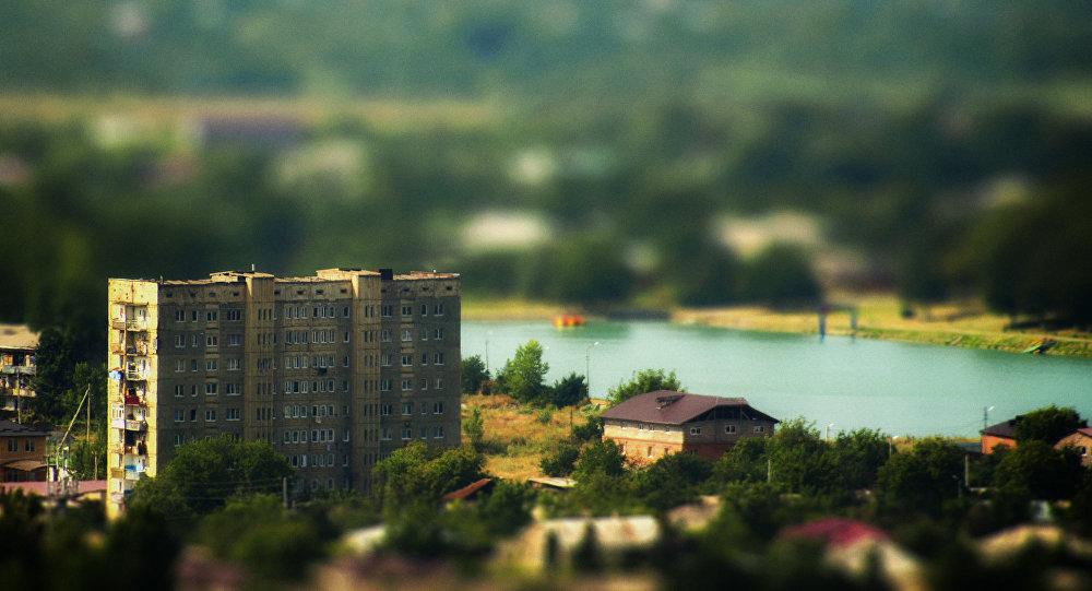 Город тилтшифт