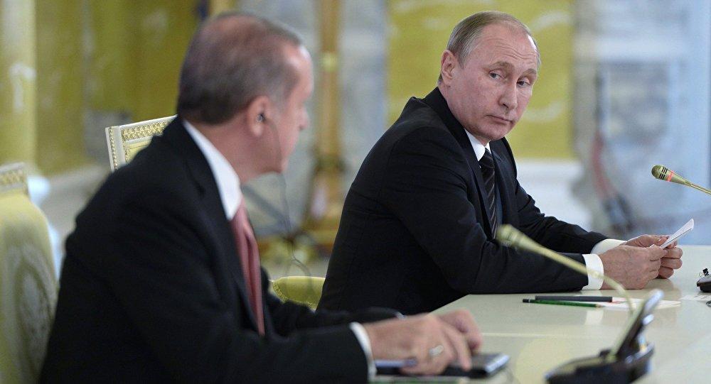 Эрдоган возлагает большие надежды напереговоры сПутиным