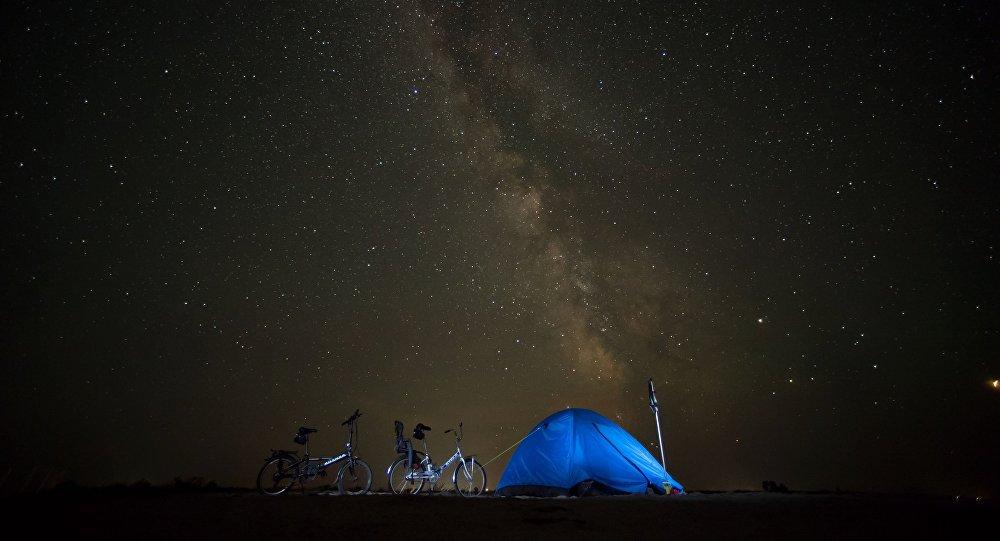 «Звездный дождь» смогут увидеть граждане Удмуртии вночь напятницу