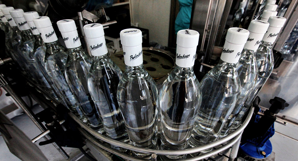 Производство алкогольной продукции на ОАО Уссурийский бальзам