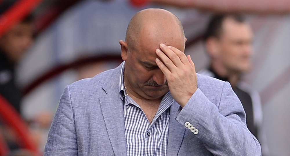 Черчесов будет новым основным тренером сборной Российской Федерации