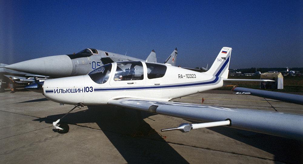 При крушении Ил-103 наАлтае умер один человек