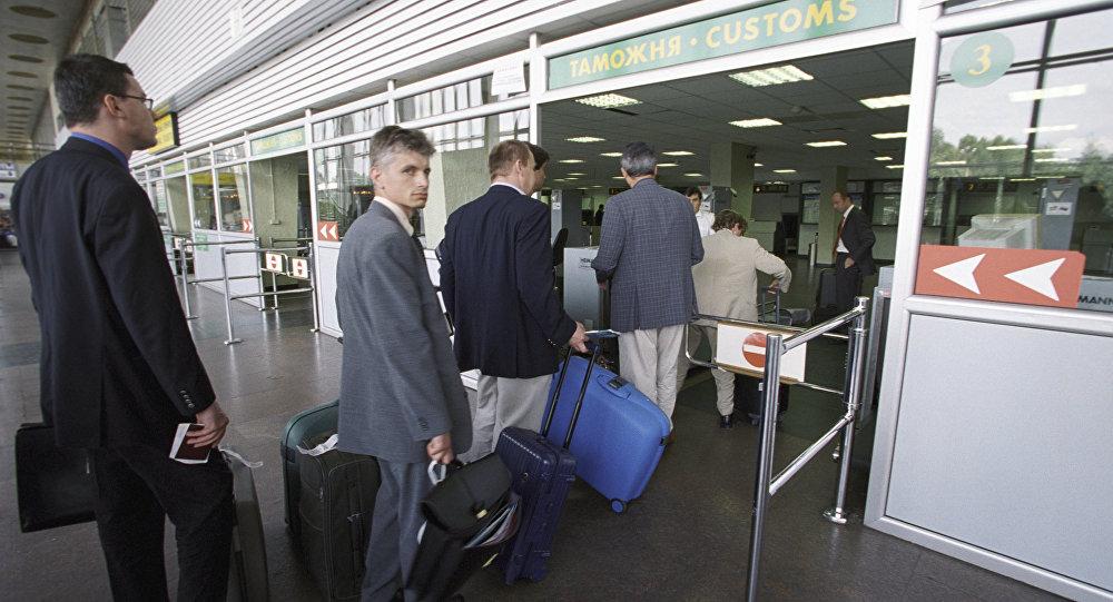 ВШереметьево пассажир безуспешно пошутил ипропустил собственный рейс