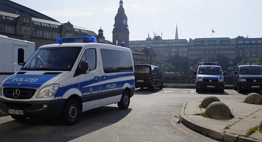 ВГермании задержали мужчину, планировавшего теракт вгороде награнице сПольшей