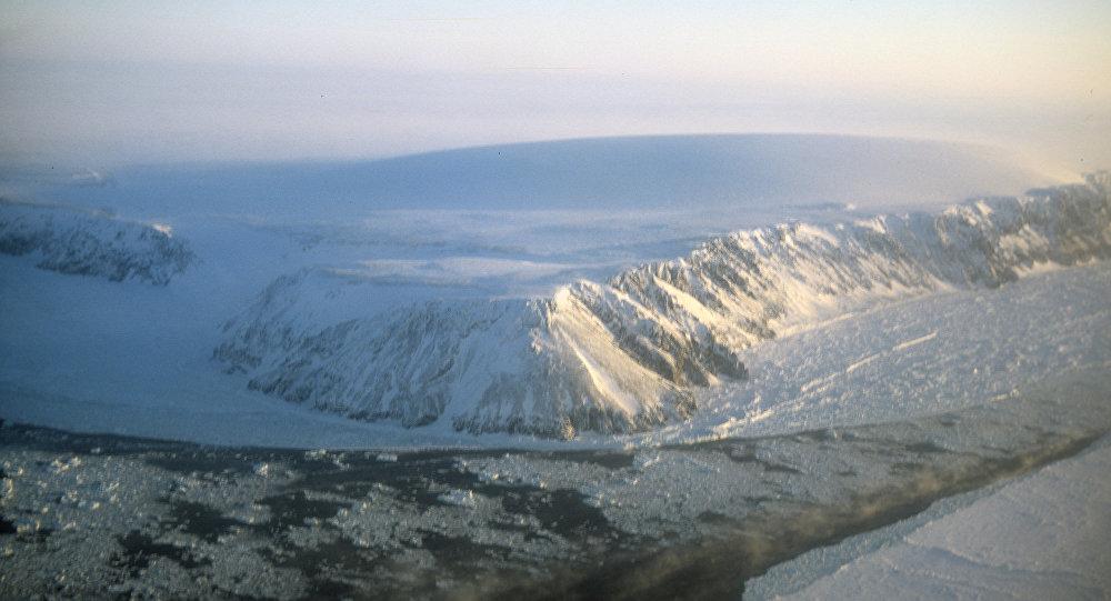 Секретная военная база США найдена вАрктике