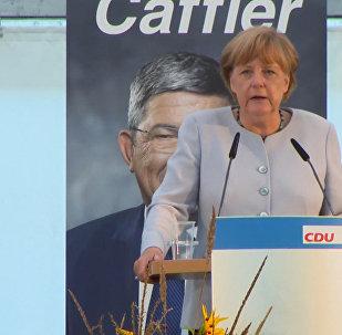 Меркель заявила, что стремится вернуться к досанкционным отношениям с РФ