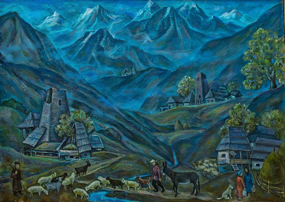 Арт галерея Вадим Бежанов