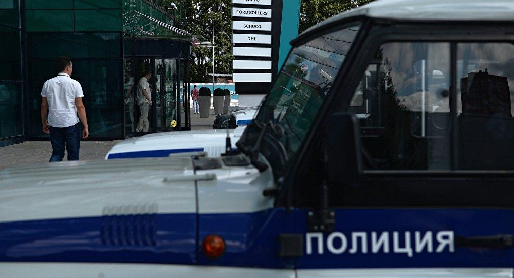 Автомобиль правоохранительных органов