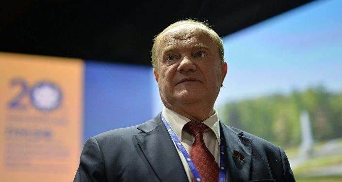 КП раздзог Геннадий Зюганов