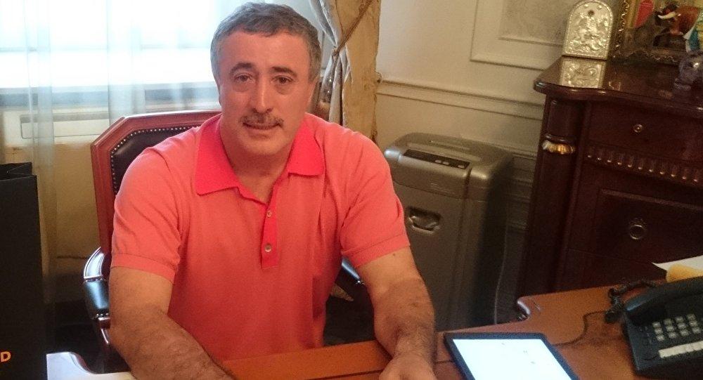 Арсен Фадзаев, архивное фото