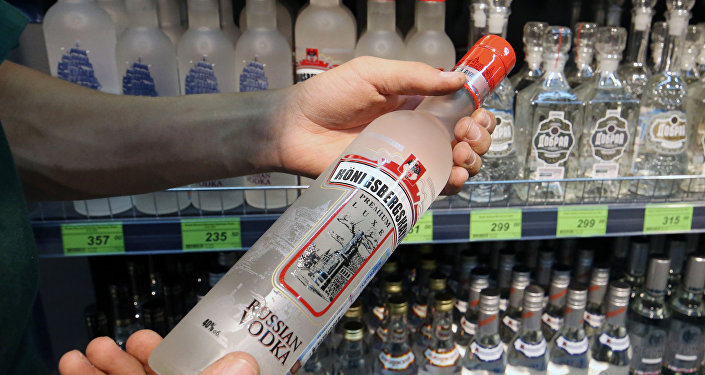Трое граждан Северной Осетии продали вПерми 100 тыс бутылок контрафактной водки