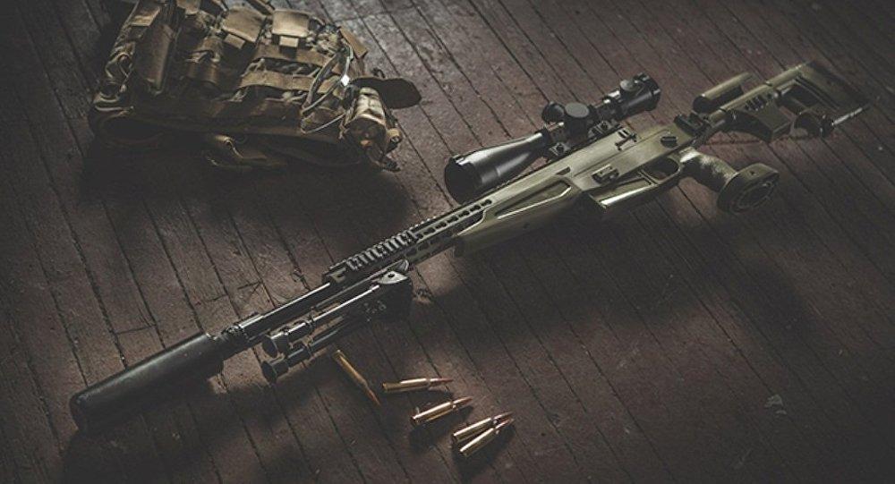 «Калашников» представил две новые снайперские винтовки