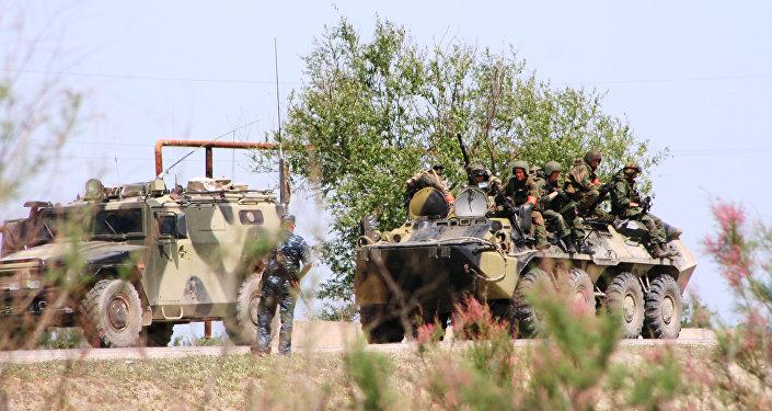 Спецоперация по уничтожению боевиков в Кизлярском районе