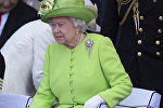 Королева Великобритании Елизавета II, архивное фото.